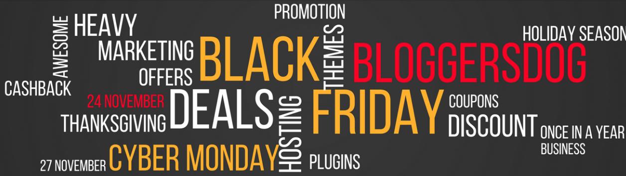 Black Friday Hosting Deals